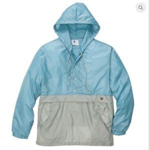Southern Proper MENS Rain Jacket Hoodie XXL